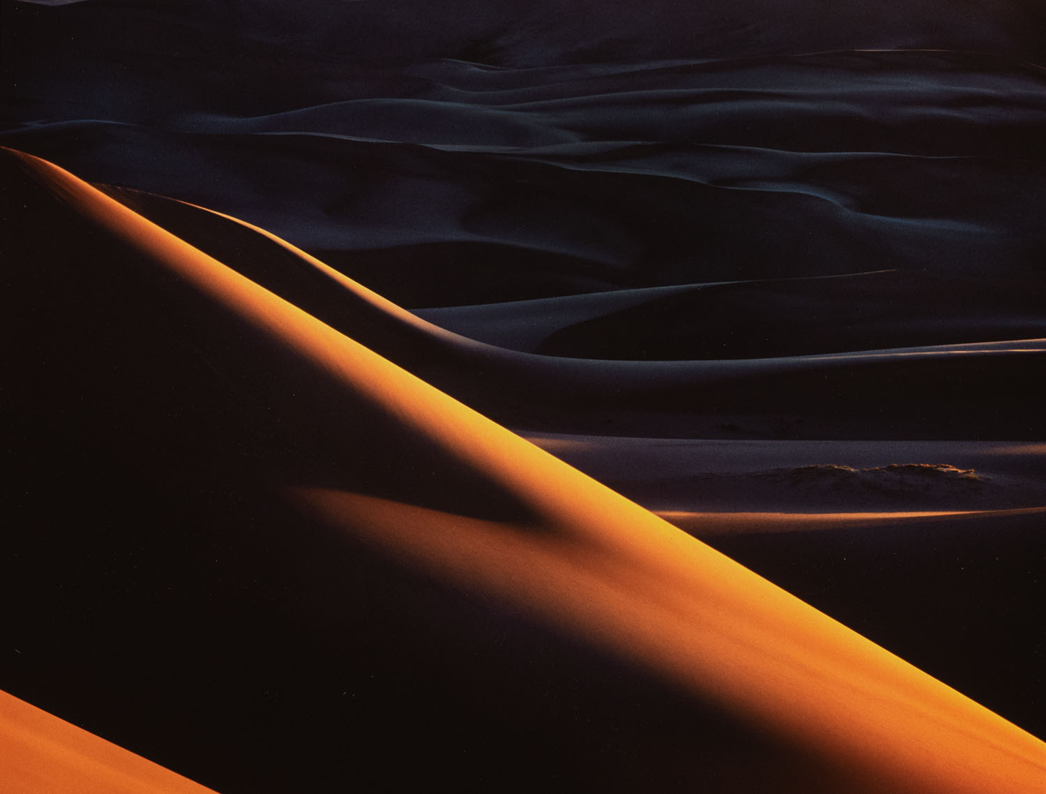 Sunset, Great Sand Dunes
